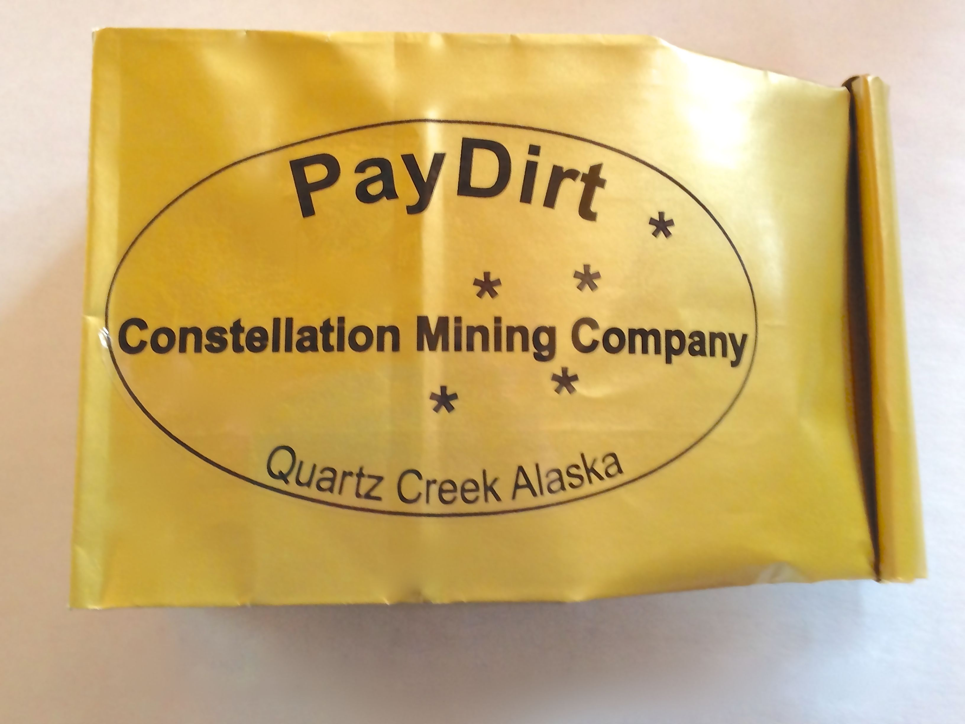 Gold Panning Kit With Alaskan Paydirt